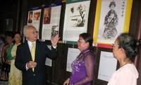 Efectúan exhibición sobre el Rey-Patriota Duy Tan en resistencia antifrancés