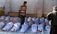 Comunidad internacional por investigación exhaustiva sobre ataques químicos en Siria
