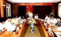 Inspeccionan la implementación de Resolución e Instrucción del Partido