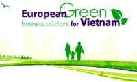 Europa incentiva negocio verde en Vietnam