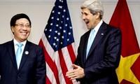 Vietnam y Estados Unidos interesados en fomentar relaciones