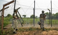 Shootings reported at Pakistan-India border