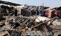 Suicide bombings in Iraq killed 5
