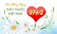Vietnamese Physicians' Day marked