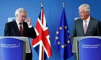 EU calls for serious Brexit negotiation