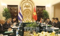 Vietnam, Cuba hold 4th political consultation in Hanoi