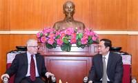Australia will become Vietnam's best partner: Amabassador Chitick