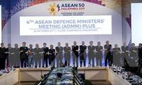 ADMM+ prioritizes maritime security