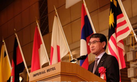 Japanese Foreign Minister visits Middle East