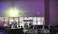 Gunman kills 3 in US