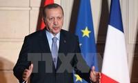 Erdogan: Turkey will not join EU at all costs