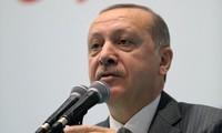 Erdogan: Turkey will clean out Kurdish gunmen in northern Iraq