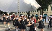 Majorettes – Belgian baton twirler girls
