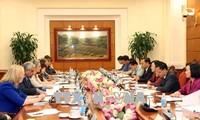 Vietnam makes great efforts in implementing gender equality targets