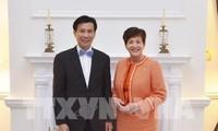 Vietnam, New Zealand aim at 1.7 billion USD two-way trade