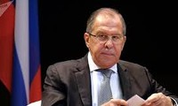 Russian Foreign Minister, UN chief discuss Syria, Ukraine by phone