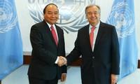 Vietnam – responsible member of the UN: PM