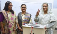Bangladesh's ruling party wins general elections