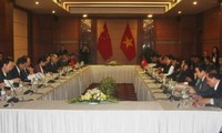 Vietnam, China hold talks on territory, border