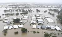 Australia issues new flood warning