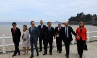 G7 announces joint statement on global issues