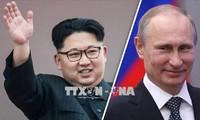 Russia, North Korea prepare for summit