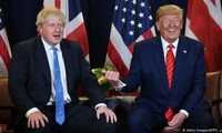 US, UK discuss ambitious free trade agreement