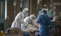 COVID-19 death toll in China decreases