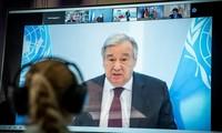 UN raises 8 billion USD to combat Covid-19