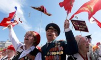 Europe marks 75th anniversary of Victory Day