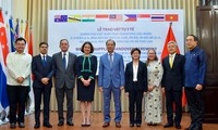 Vietnam donates medical supplies to other countries