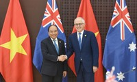 베트남 – 호주 관계의 새로운 이정표