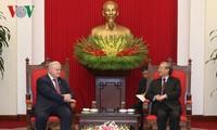 공정러시아당 베트남 방문