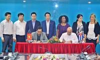 베트남 – 쿠바 출판 협력 강화