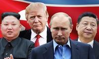 미국, 조선 인민민주공화국 금수조치 위반 러시아 및 중국 회사 제재