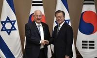 한국 – 이스라엘 협력 강화