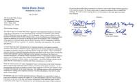 미국 상원 의원 4명, 마이크 폼페이오 (Mike Pompeo) 국무장관에 동해 문제 관련 발표 요청