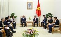 베트남 당과 정부, 심층적인 베-일 전략 파트너 관계 중시