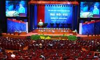 베트남 청년연합회 대회, 개막
