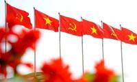 베트남 공산당 창립 90 주년 기념 외국 정당들의 축사