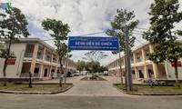 호찌민시 급성 폐렴예방 야전병원 공식 운영