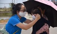 베트남 국영 섬유의류그룹 비나텍스, 항균 마스크 12,000,000 장을 시장에 유통할 예정