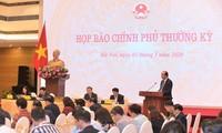 베트남 경제사회, 코로나 19 전염병 배경 속에서도 밝은 측면 유지