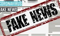 보건부, 시민에게 COVID 19 전염병과 관련된 거짓뉴스 경계 권고
