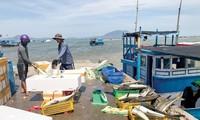 IUU 옐로우 카드 철회 노력 : 끼엔장성, 어선 선주를 위한 위성감시설비 설치비 일부 지원