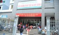 하노이 대학교들, 격리 장소 시설 지원