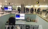 3월 25일 밤 12시부터 떤 썬 녓 공항에 외국 출발 베트남인 이동 중단