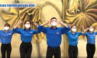 """하노이 수도 청년과 """"15 일간의 나눔"""" 챌런지"""