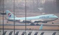 러시아에 발이 묶였던 수백 명의 한국 국민 귀국