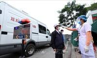세계 언론, 베트남의 코로나19 방역 주동성과 협력 높이 평가